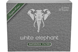 White Elephant Supermix filter 40's