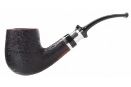 STANWELL PS COLLECTION BLACK SANDBLAST MODEL 246 PIPA