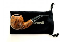 Stanwell Amber Light polished 185/9mm