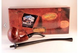 Stanwell H.C. Andersen Brown polished 7/9mm