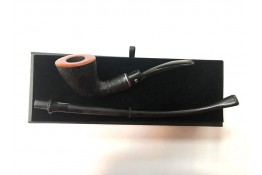Stanwell H.C. Andersen Brushed Black 6/9mm