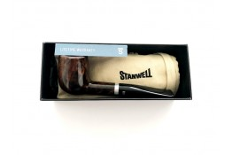 Stanwell Relief Brown Polished 88/9mm