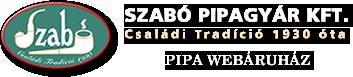 Szabó Pipagyár Shop webáruház